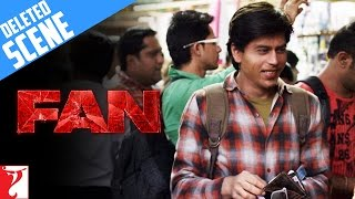 Fan | Deleted Scene 3 | Nobody messes with Aryan Khanna | Shah Rukh Khan