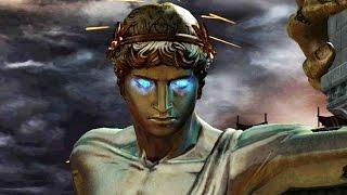 God of War 2: Colossus of Rhodes Boss Fight (4K 60fps)