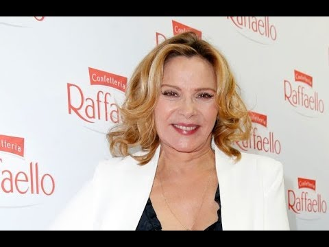 Xxx Mp4 Kim Cattrall Alias Samantha Not To Cast In The New Sex And The City 3gp Sex