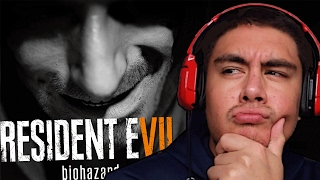 WANNA PLAY A LITTLE GAME?! | Resident Evil 7 [5]