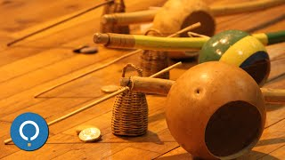 Como tocar berimbau