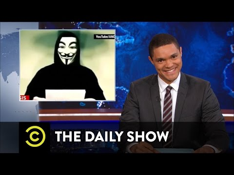 The Fight Against ISIS The Daily Show