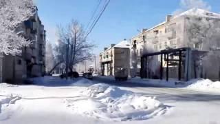 Амурская область поселок Новобурейский