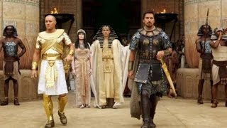 Egypt bans movie 'Exodus: Gods and Kings'