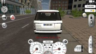 real driving 3d, range rover