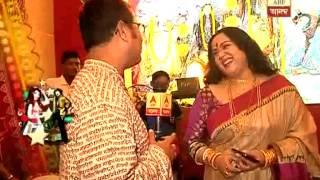 Aprajita Adhaya describes her experience on durga puja.