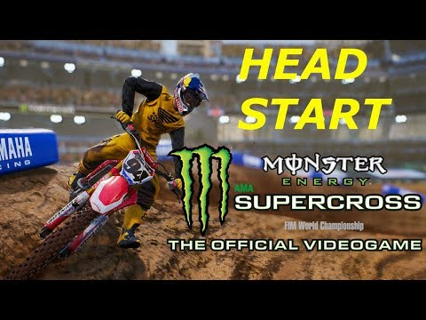 Xxx Mp4 Monster Energy Supercross Head Start Championship San Diego Roczen 3gp Sex