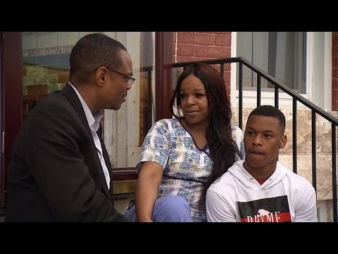 Xxx Mp4 Mom Seen Smacking Son At Baltimore Riots Are Making Life Changes One Year Later 3gp Sex