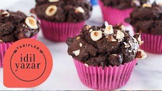 Çikolatalı Pofuduk Muffin Nasıl Yapılır? - İdil Tatari - Yemek Tarifleri