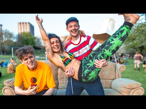 Xxx Mp4 We Ran The Worlds First Stoner Talkshow SOFA STORIES 420 EDITION 3gp Sex