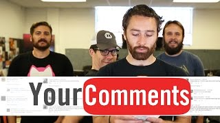 PROUD OF OUR PACKAGE - Funhaus Comments #39