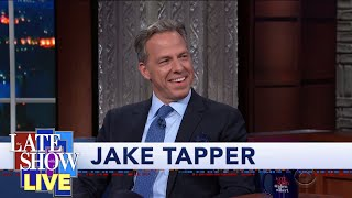 Jake Tapper Weighs In On Julián Castro's Attack On Joe Biden