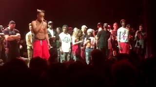 XXXTentacion - Look At Me! (Live in LA, 6/6/17)