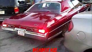SUDAMAR- Candy Red 71' Donk Fresh out the Booth Wet n Runnin! +Burnout 786-255-4382