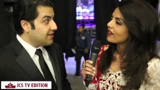 JCS TV: Rahat Fateh Ali Khan Concert Toronto 2013 PART 1/2