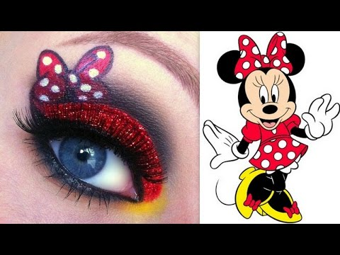 Disney s Minnie Mouse Makeup Tutorial