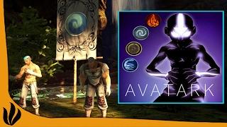 ARK: Survival Evolved FR - Avatar: Le dernier Maître de l'air !