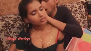 Younger boy with servent aunty romance_Scandal_Hot