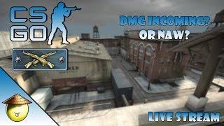 DMG Incoming?!?!? (CS:GO MM)