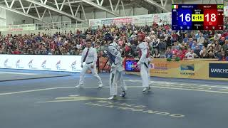 Jack Woolley vs Paulo Melo - Manchester - Grand Prix 2018