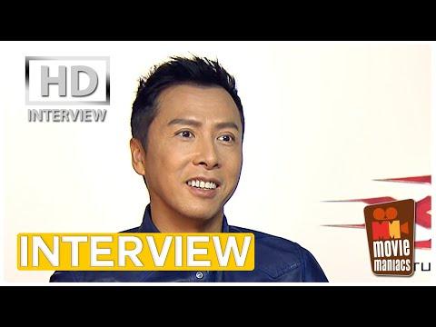 Xxx Mp4 XXx 3 Donnie Yen On His Career Stunts Vin Diesel Exclusive Interview 2017 3gp Sex