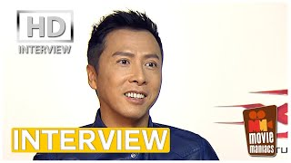 xXx 3 | Donnie Yen on his career, stunts & Vin Diesel - Exclusive Interview (2017)