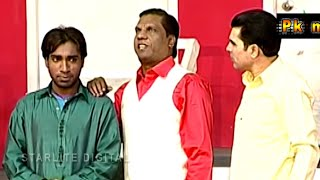 Best Of Amanat Chan New Pakistani Punjabi Stage Drama Clip