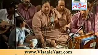 PUNJABI NAAT( Lajj Pal Nabi)NUSRAT FATEH ALI KHAN.BY Visaal
