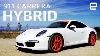 Porsche 911 gets a power boost from Vonnen-built hybrid system