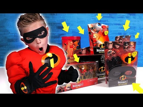 Xxx Mp4 INCREDIBLES 2 Movie Gear Test Toys Review For Kids 3gp Sex