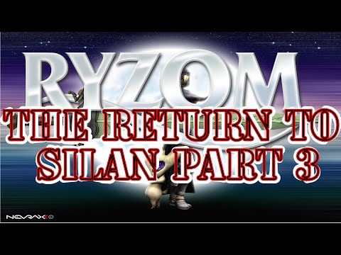 Ryzom - The Return to Silan - Part 3: Crafting Madness