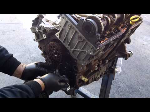 2002 Ford Explorer Timing Chain update 12 15 2012 Main Chain Removal