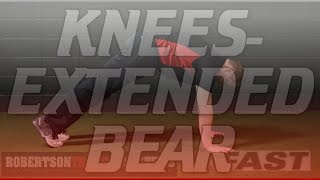 RTS Coaching: The Knees Extended Bear