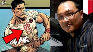 Kontroversi X-Men: kasus Ahok diselipkan di dalam komik Marvel, X-Men Gold