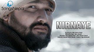 Nirnaye - Nitin Naren Singh | New Nepali Pop Song 2017/2074