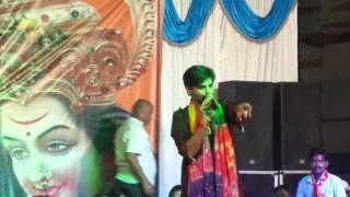 Rakesh Mishra stage show in Gorakhpur by yam Manish