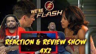 "The Flash Season 4 Episode 2 Reaction & Review ('""Mixed Signals"")"