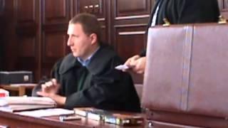 Lincz sądowy w Wałczu część 1