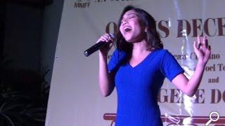 JONA - Forever's Not Enough (OST - Ang Babae sa Septic Tank 2) Live at TriNoma!