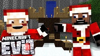 CHRISTMAS PRESENTS FOR THE MAFIA  - Minecraft Evolution SMP #21