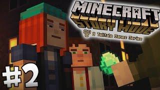 LE MYSTÉRIEUX VOLEUR ! | Minecraft Story Mode ! #Ep2