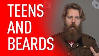 Growing A Beard As A Teenager | Eric Bandholz