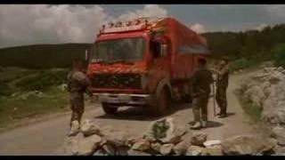 Sivi Kamion Crvene Boje -The Red Colored Grey Truck