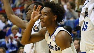 HIGHLIGHTS: Kansas Sets School Record for Three-Pointers in Win   Stadium