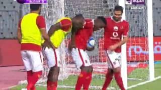 """اهداف مباراة  """" الأهلي vs  الداخلية """" 2  / 0  ...... الدورى المصرى 2015 / 2016"""