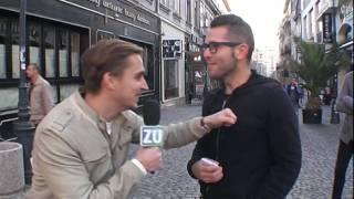 Omul strazii - Danemarca si rosia