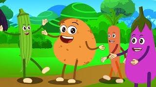 Aloo Kachaloo   आलू कचालू   Hindi Poems For Kids   Hindi Nursery Rhymes   Kids TV India