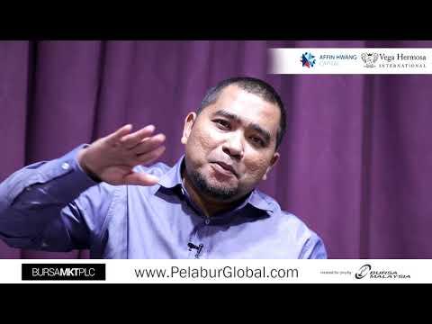 Dato Dr Nazri Khan MARKET MERAH DAN SURAM KRISIS ATAU PELUANG
