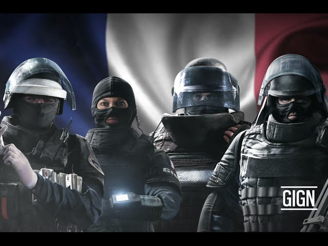 Tom Clancy's Rainbow Six Siege Official - Inside Rainbow #3 – The GIGN Unit [EUROPE]