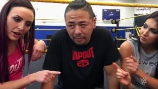 Will Shinsuke Nakamura vote for Billie Kay & Peyton Royce in the NXT Year-End Awards?